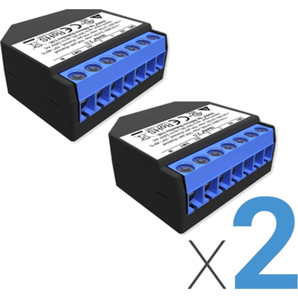 Shelly 2.5 (2 Pack)